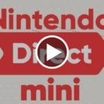 Nintendo Direct Mini ottobre 2020, Nintendo Direct, Nintendo, Control Nintendo Switch,