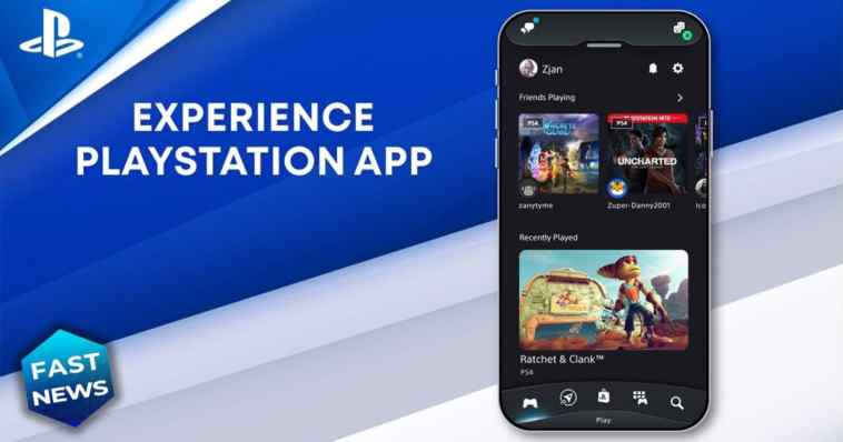 PlayStation App, PlayStation, app smartphone playStation, PlayStation 5, Sony computer entertainment