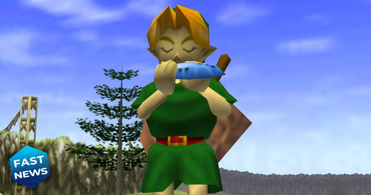 ocarina of time zelda