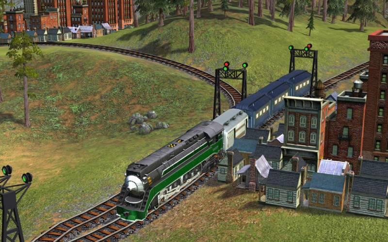 Sid Meier's Railroads, Firaxis Games, Feral Interactive, Railroad Tycoon