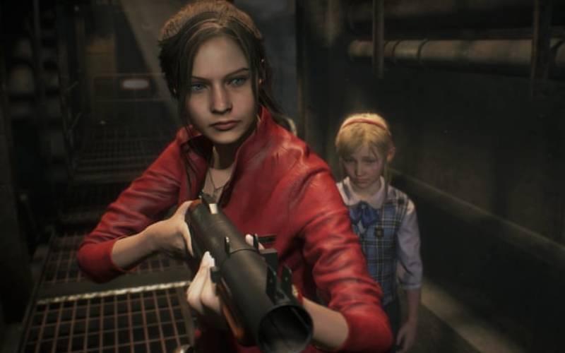 Resident Evil 2 Remake, Resident Evil, Claire Redfield, Capcom, survival horror