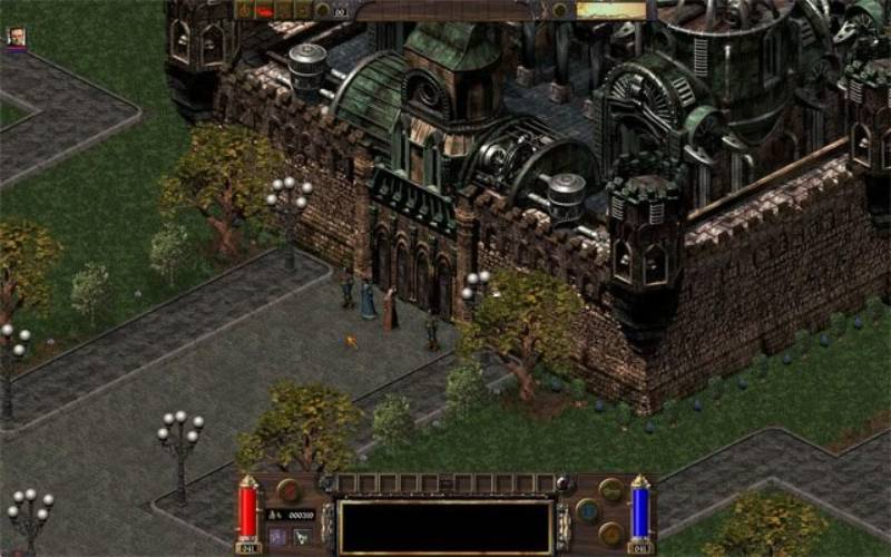 Arcanum: Of Steamworks & Magick Obscura, Troika Games, rpg