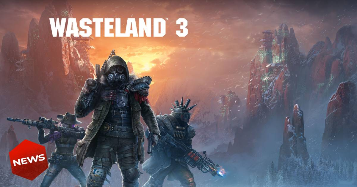 Wasteland 3, Arcanum: Of Steamworks & Magick Obscura, Troika Games, rpg, Arcanum: Of Steamworks & Magick Obscura, Troika Games,