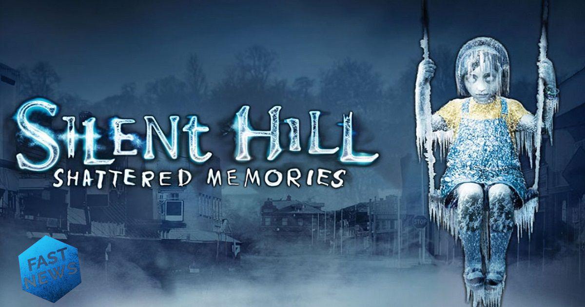sequel di silent hill shattered memories