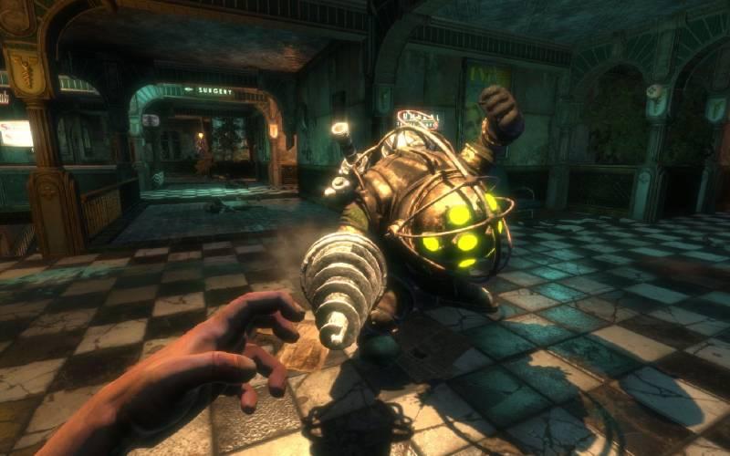 Bioshock, PlayStation 3, Irrationaal Games