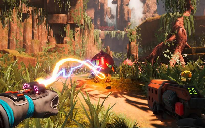 Journey to the Savage Planet, Typhoon Studios, Microsoft