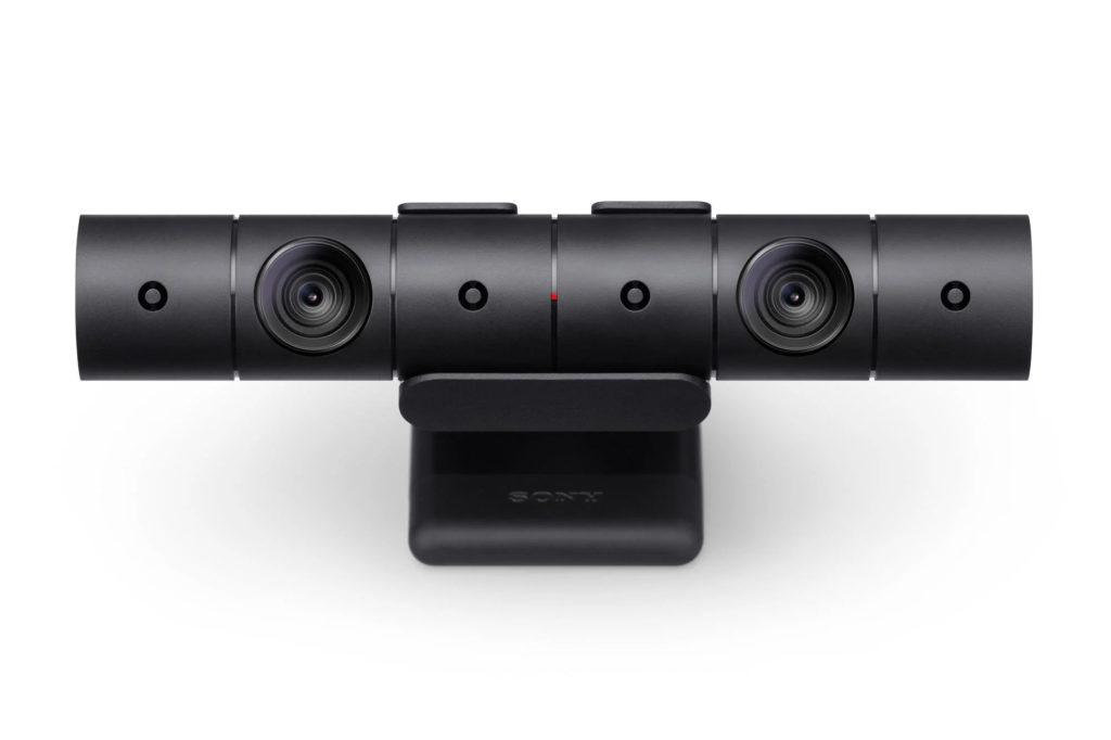 La telecamera per il VR di PlayStation 4 che sarà utile per la retrocompatibilità su PS5 attraverso uno specifico adattatore.