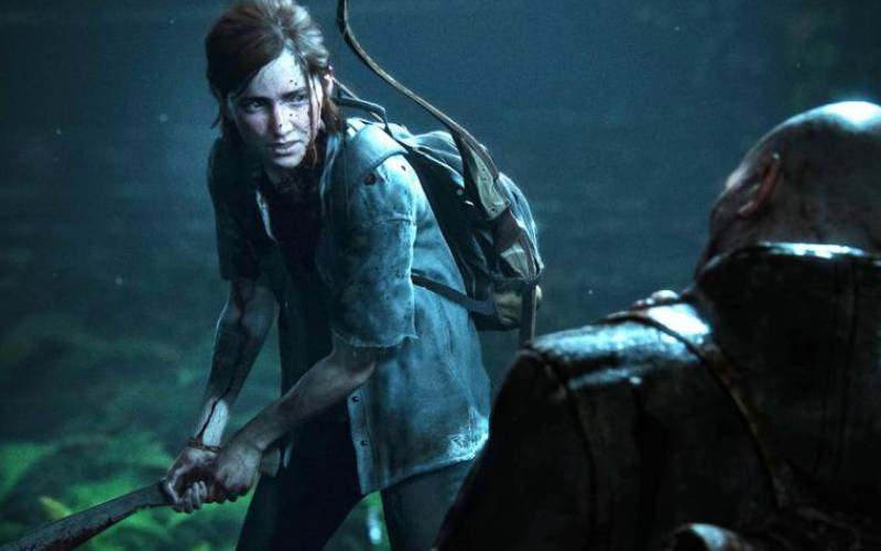 The Last of Us Parte II, Naughty Dog, Ellie, action