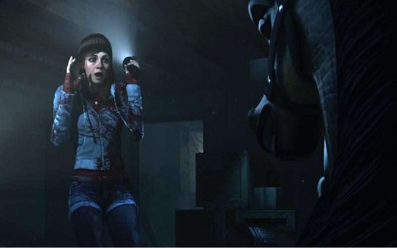 Until Dawn, Supermassive Games, giochi horror