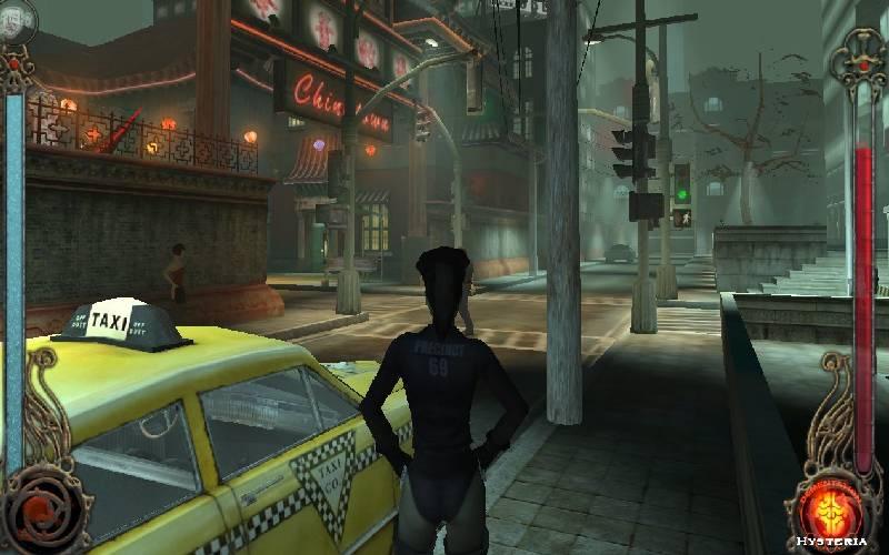 Vampire: The Masquerade-Redemption,  Troika Games, Mondo di Tenebra