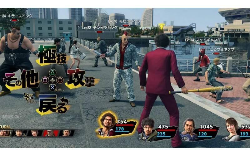 Yakuza: Like a Dragon, Yakuza, Yakuza: Like a Dragon Xbox Series X