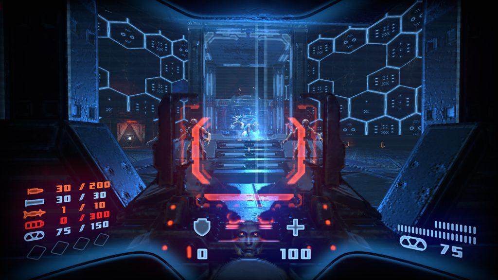 prodeus screenshot railgun