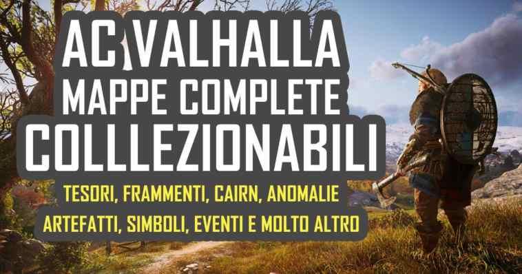 Guida ai Collezionabili di AC Valhalla