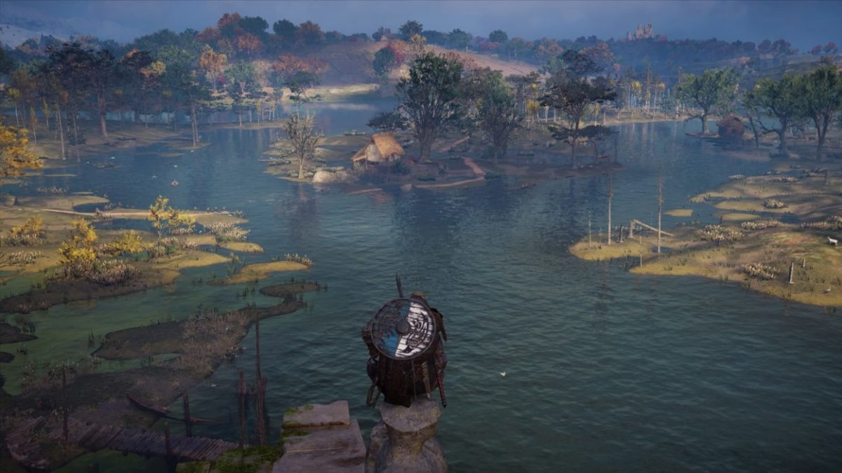 Assassin's Creed Valhalla palude