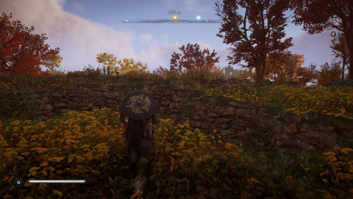 Assassin's Creed Valhalla autunno