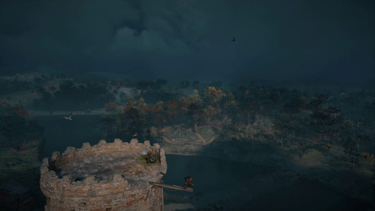 Assassin's Creed Valhalla punto di sincronizzazione
