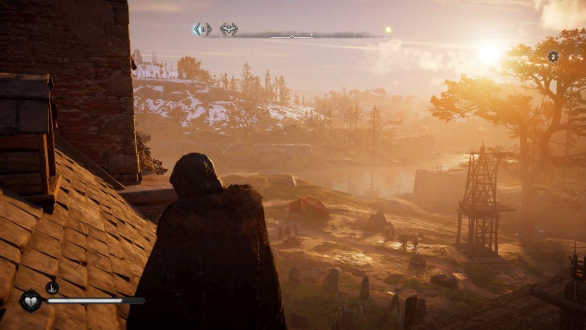 Assassin's Creed Valhalla grafica