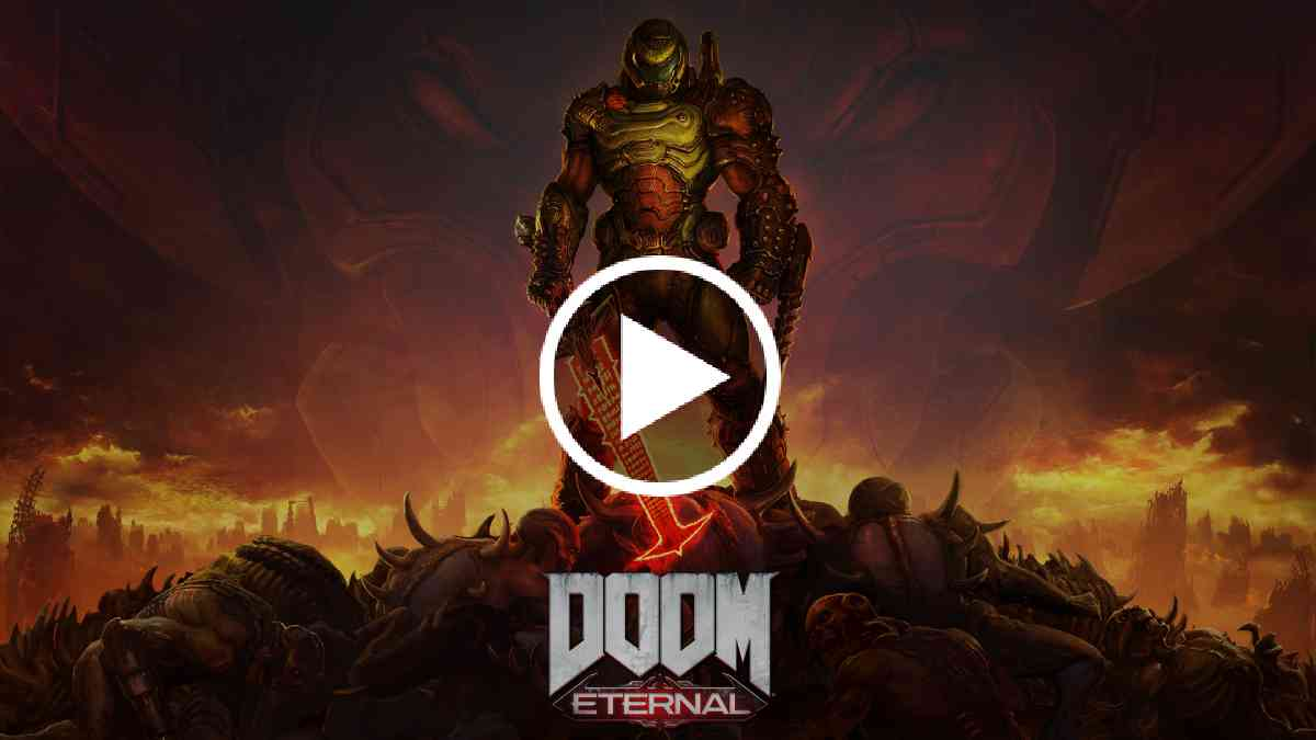 Doom Eternal Nintendo Switch, Doom Eternal Nintendo Switch uscita, Doom