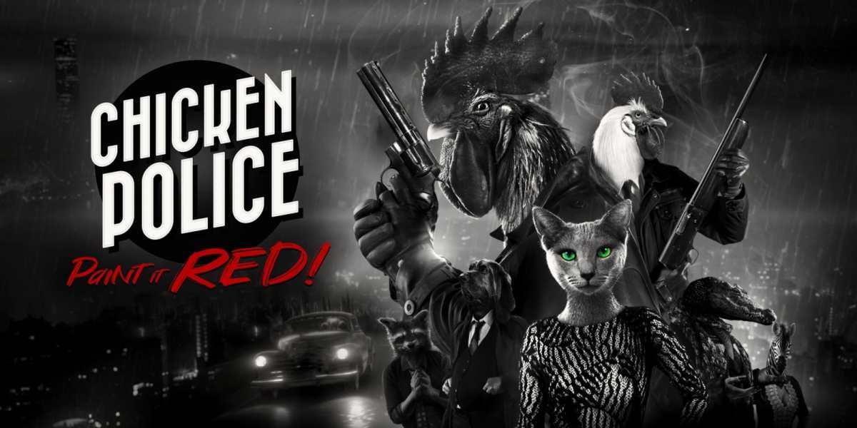 immagine in evidenza del gioco Chicken Police