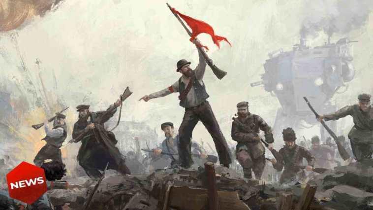 Iron Harvest, Iron Harvest DLC, Iron Harvest espansione, Iron Harvest rusviet revolution DLC