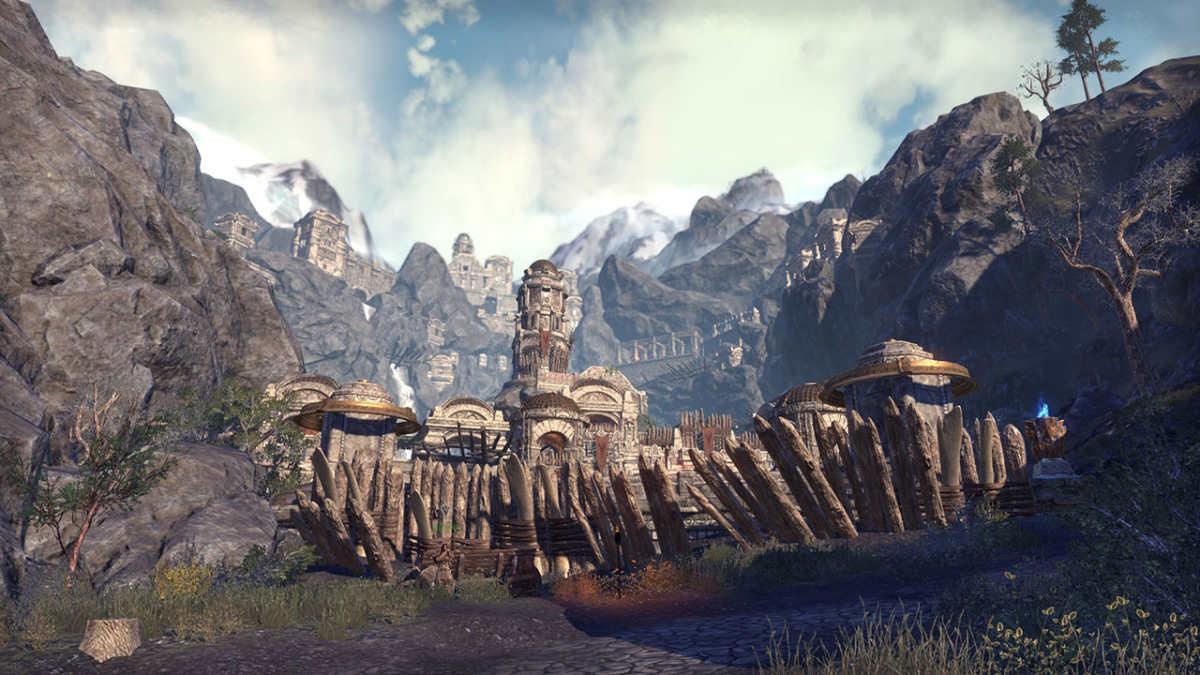 Markarth, la capitale del Reach di Skyrim