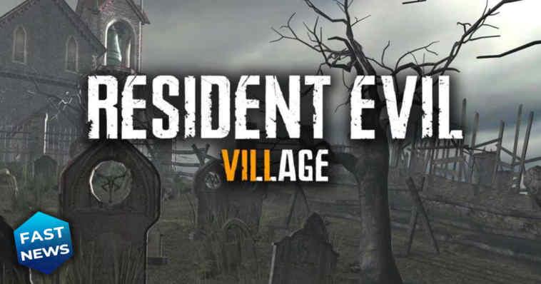 resident evil village pochi secondi di gameplay
