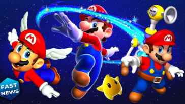super mario 3d all-stars cifre da record 5,21 milioni di copie