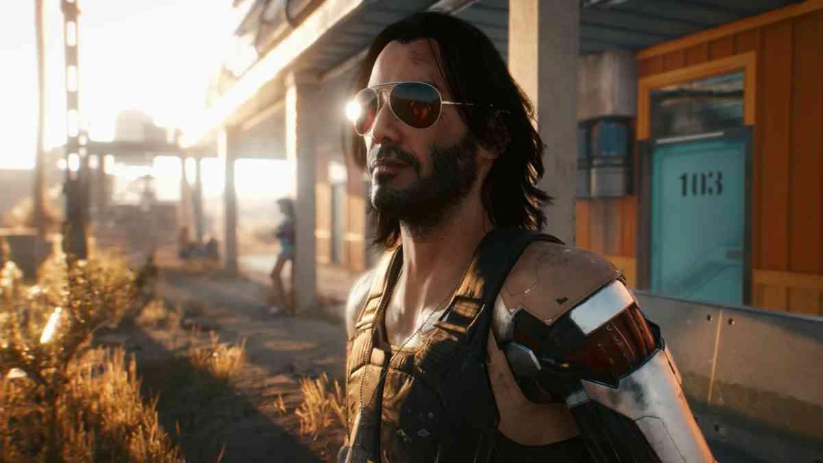 Cyberpunk 2077, Johnny Silverhand Cyberpunk 2077, Keanu Reeves Cyberpunk 2077