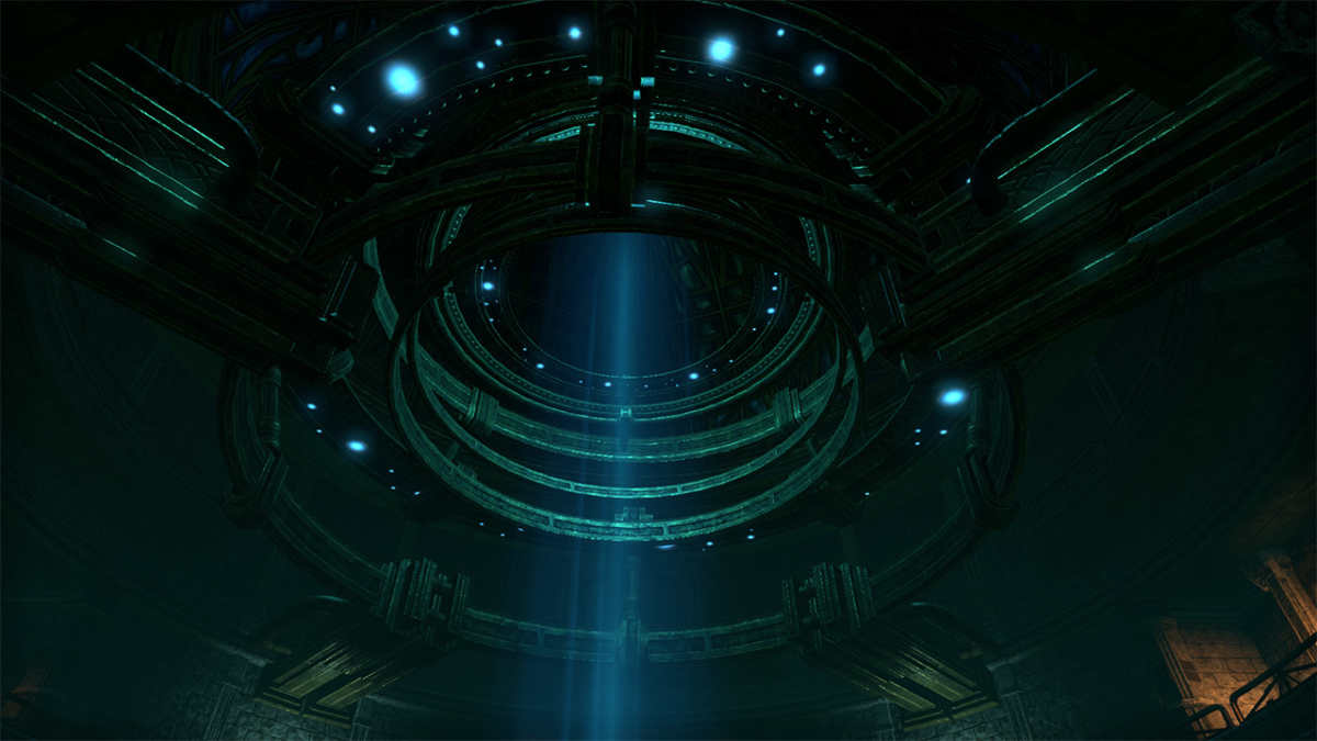 Un planetario Dwemer in The Elder Scrolls Online