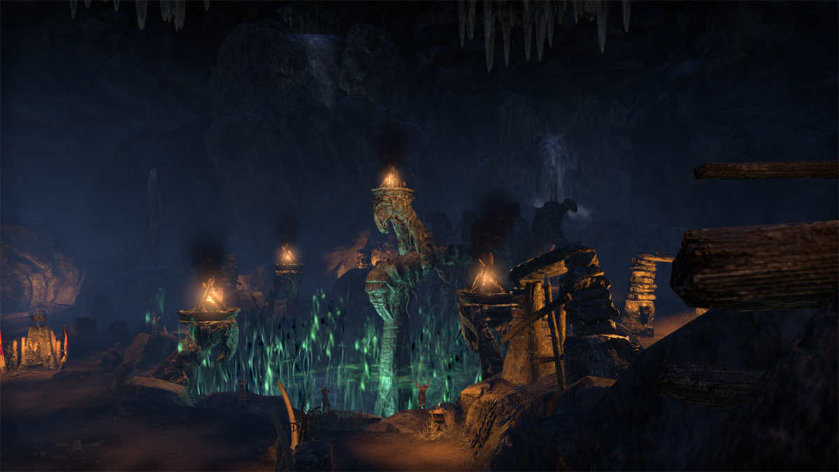 Riusciremo a fermare questo rituale oscuro nel sottosuolo di Markarth?