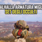 Assassin's Creed Valhalla: dove trovare l'armatura degli Occulti