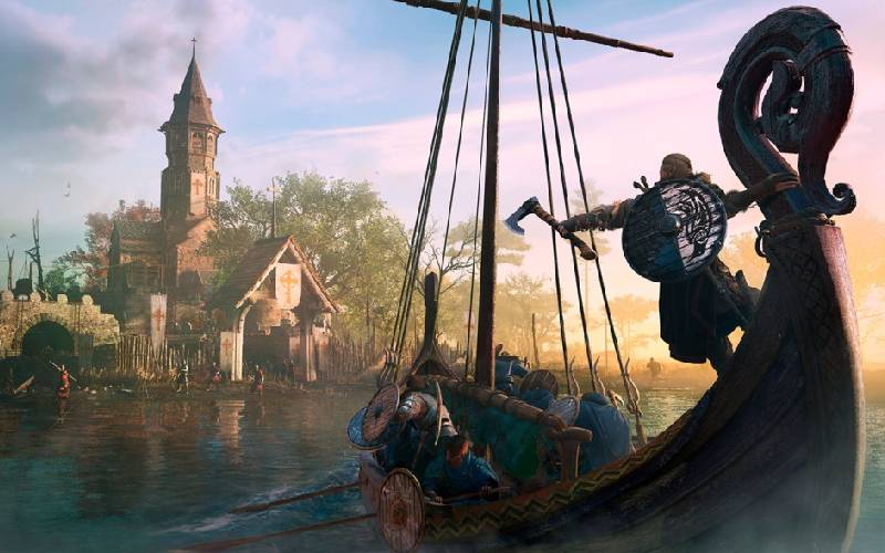 Assassin's Creed Valhalla, abilismo Assassin's Creed: Valhalla, accuse abilismo AC Valhalla, Ubisoft, Eivor