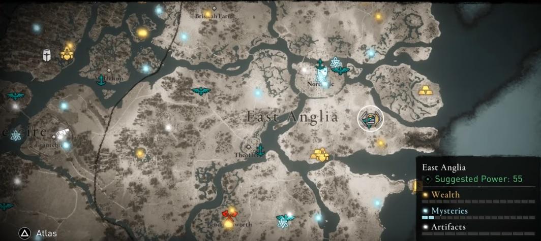 Assassin's Creed Valhalla: come ottenere il set completo di Thor 12