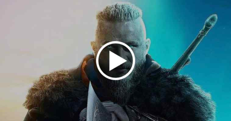 Asssassin's Creed Valhalla, AC Valhallla, AC Valhalla Vikings, AC Valhalla giocare come Ragnar di Vikings, Assassin's Creed Valhalla Vikings