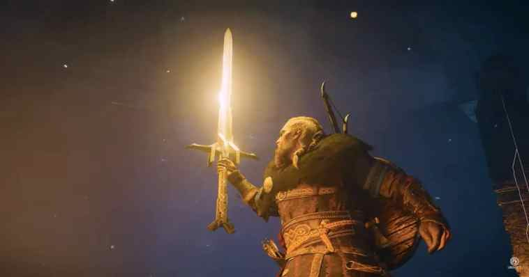 tutti i passaggi per sbloccare Excalibur in AC: Valhalla