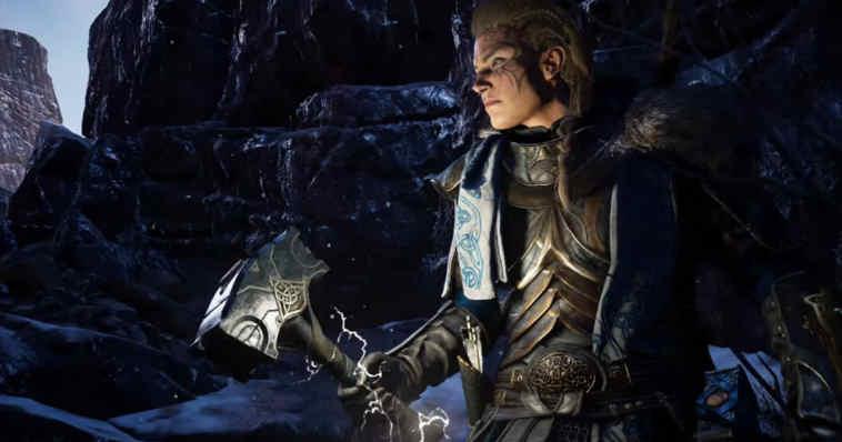 AC Valhalla: guida martello di Thor