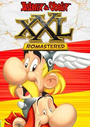 locandina del gioco Asterix & Obelix XXL: Romastered