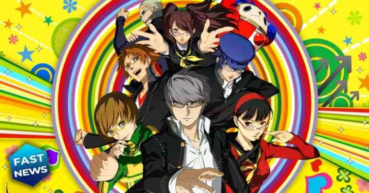Persona 4 Golden, Atlus, Sega, giochi atlus su Steam, Persona 4 Golden