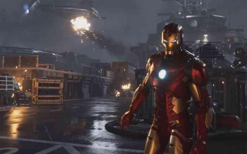 Marvel's Avengers, Avengers, Marvel, Crystal Dynamics, Square Enix