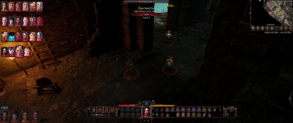 Gli interminabili turni di combattimento contro troppi goblin di Baldur's Gate 3