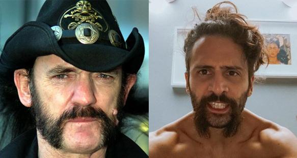 Lemmy Kilmister dei Motörhead e Aimone Romizi dei Fast Animals and Slow Kids somigliano al mio personaggio di Baldur's Gate 3