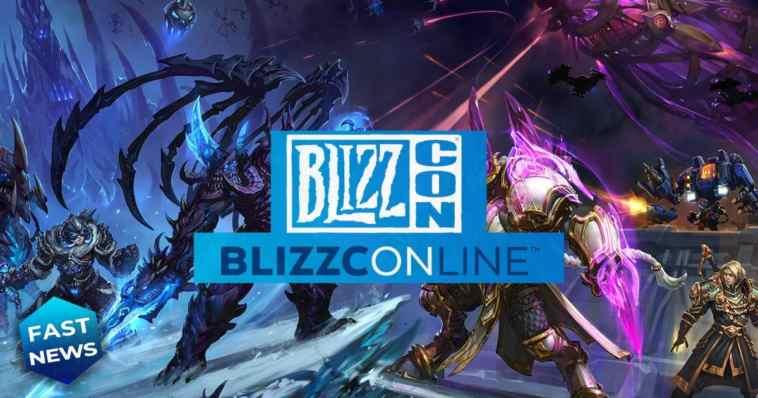 Blizzconline, blizzcon 2020, blizzcon 2021, Blizzard, Blizzcon gratis, blizzcon online gratis, blizzcon online non si paga biglietto, world of warcraft, Overwatch, starcraft, diablo