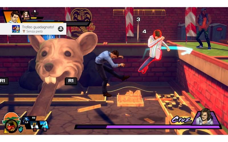 Cobra Kai: The Karate Kid Saga Continues, Cobra Kai videogioco, Karate Kid videogioco, Daniel LoRusso, Johnny Lawrance, Flux Game Studio,
