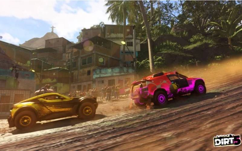 Codemasters, Take-Two, Dirt 5, Take Two compra Codemasters
