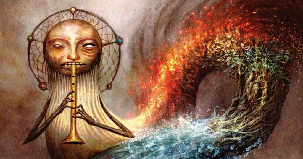 The Prismatic Piper, carta del set Commander Legends di Magic: the Gathering