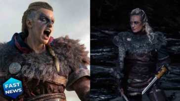Assassin's Creed: Valhalla, Assassin's Creed: Valhalla cosplay, Assassin's Creed female Eivor Cosplay, cosplay Eivor femmina Assassin's Creed: Valhalla