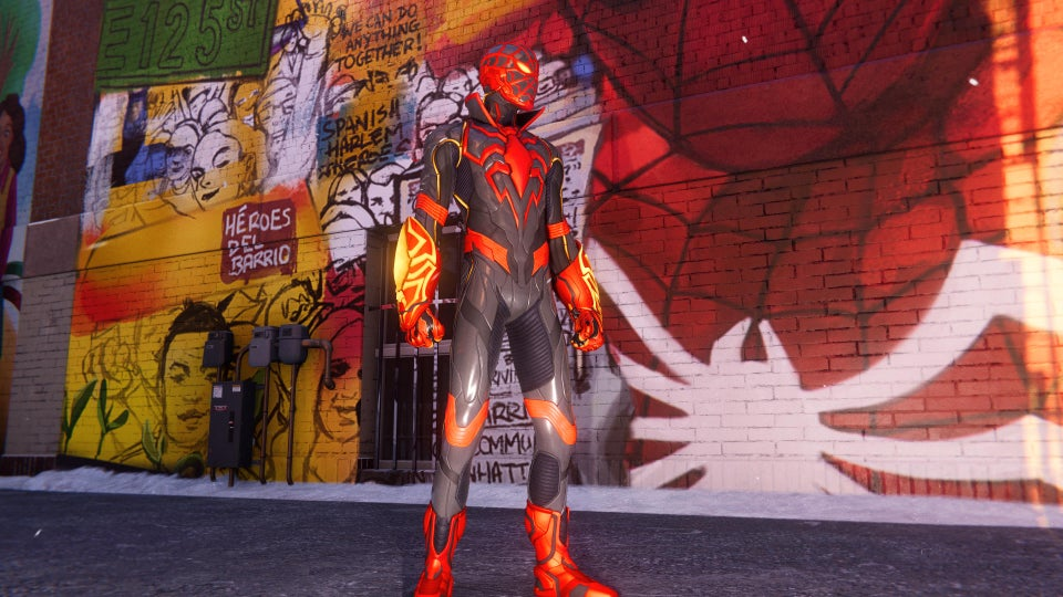 spiderman costume empireo