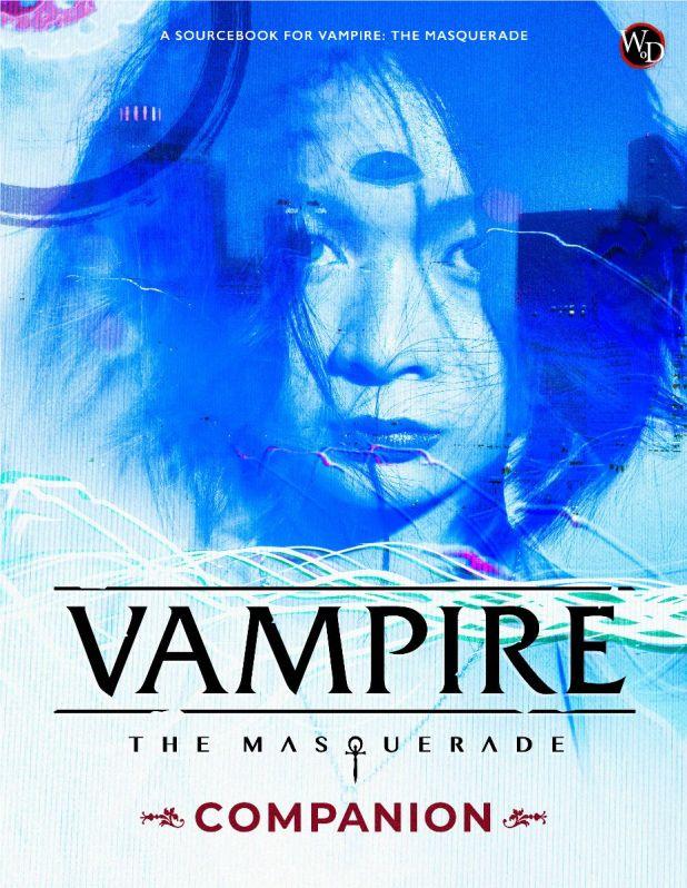 Copertina del Compendio di Vampiri