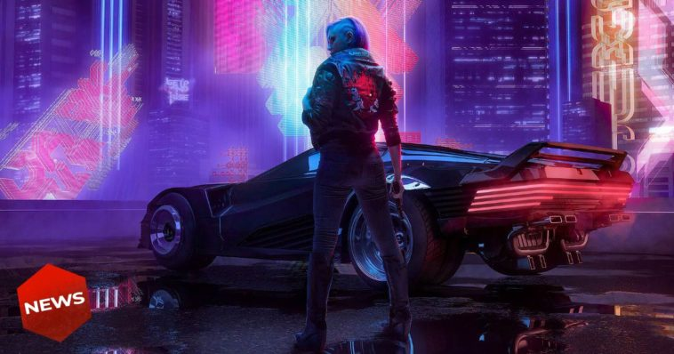 cyberpunk 2077 salvataggi novità