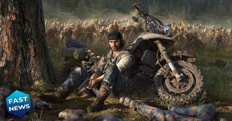 days gone upgrade ps5